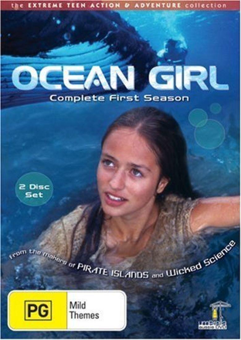 Ocean Girl Poster