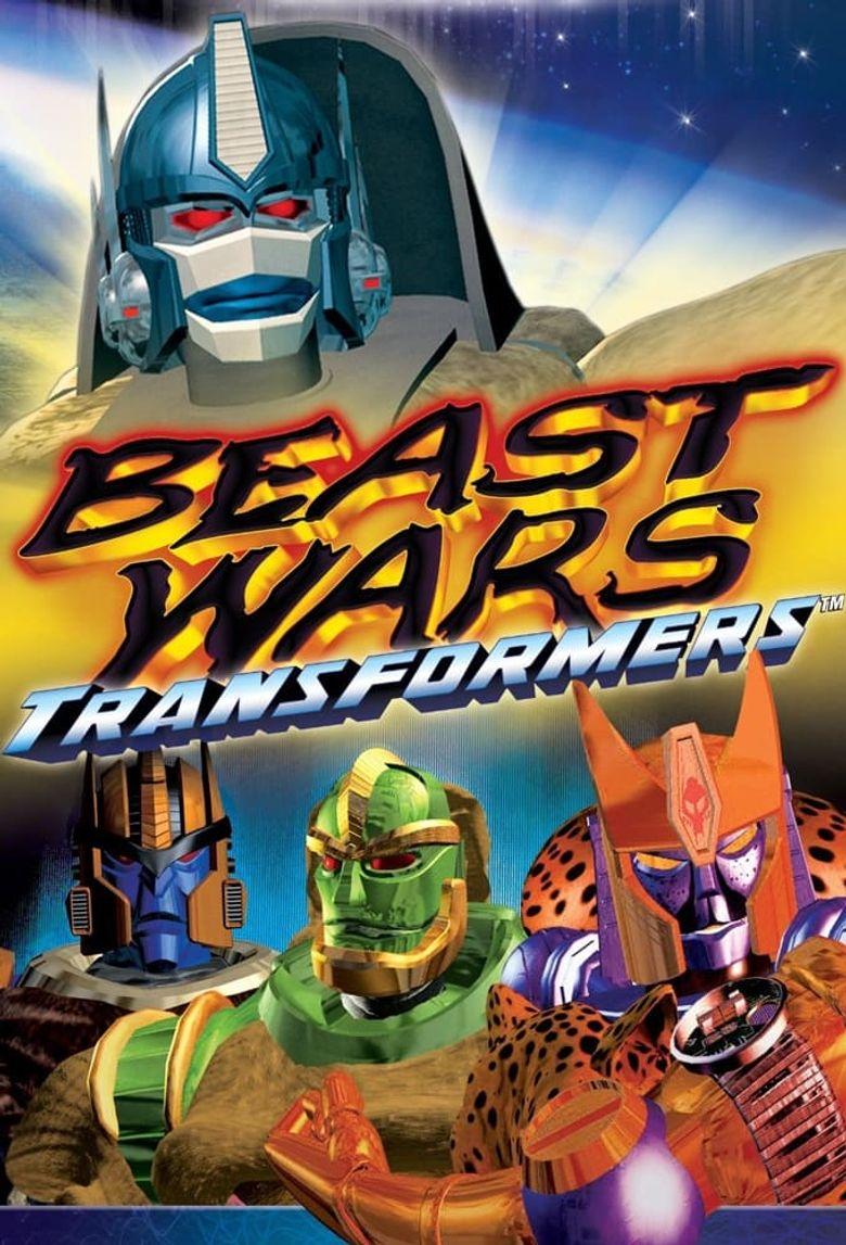 Beast Wars: Transformers Poster