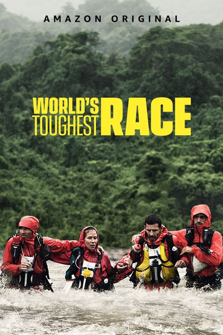 World's Toughest Race: Eco-Challenge Fiji Poster