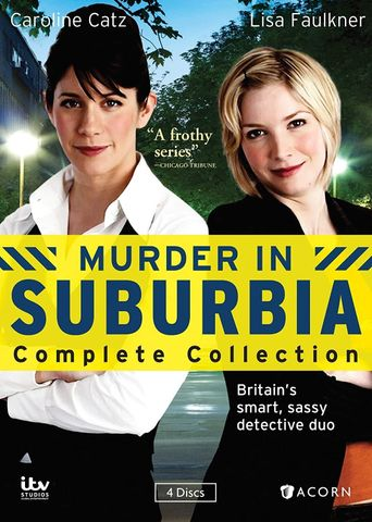 Murder in Suburbia Poster