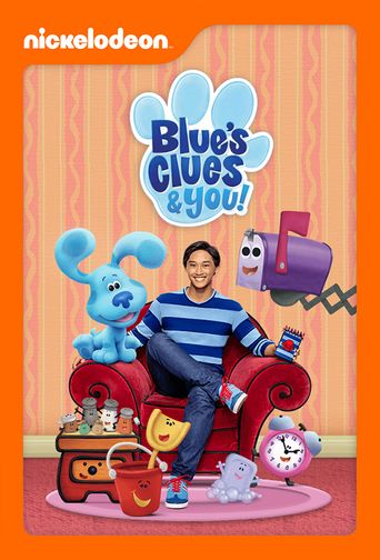Blue's Clues & You! Poster