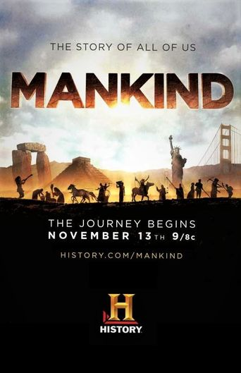 Watch Mankind: The Story of All of Us