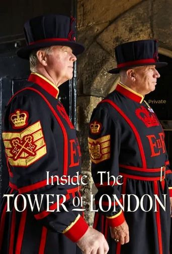 Inside the Tower of London Poster