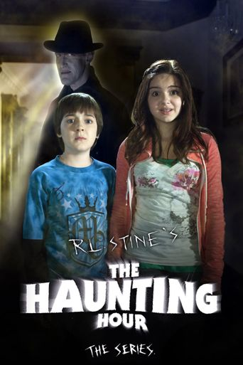 R. L. Stine's The Haunting Hour Poster