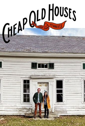 Cheap Old Houses Poster