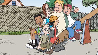 Season 03, Episode 34 Terrifying Tales of Recess