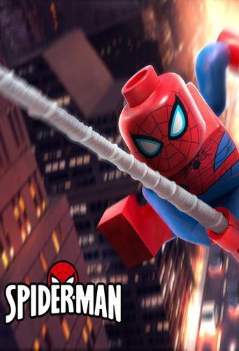 LEGO Spiderman: Vexed by Venom Poster