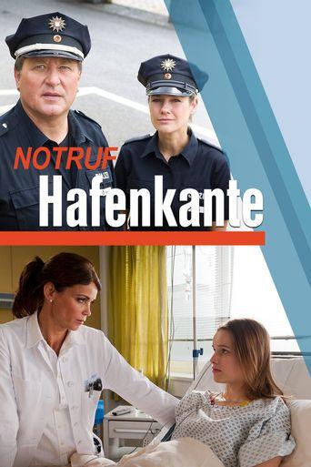 Hamburg Dockland Poster