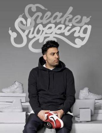 Sneaker Shopping Poster