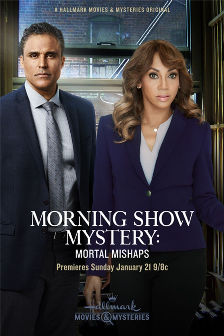 Morning Show Mystery: Mortal Mishaps Poster