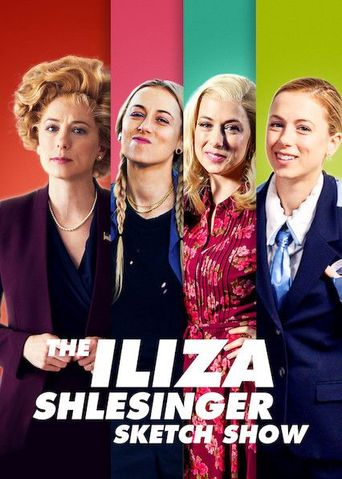 The Iliza Shlesinger Sketch Show Poster