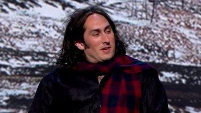 Season 09, Episode 15 Ice (Christmas Special)