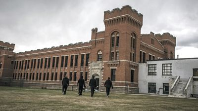 Season 11, Episode 02 Old Montana State Prison