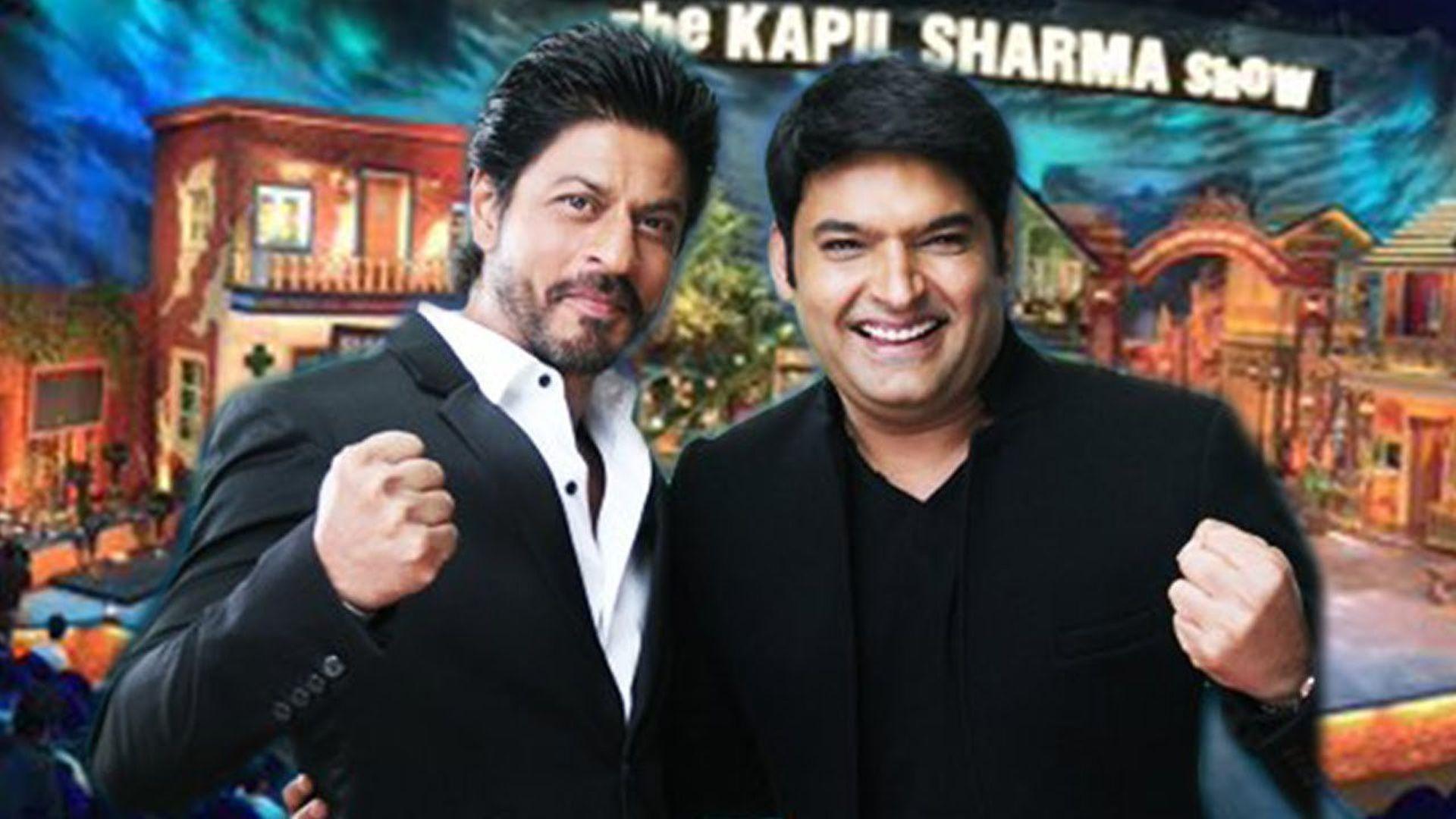 Season 01, Episode 01 Shahrukh Khan