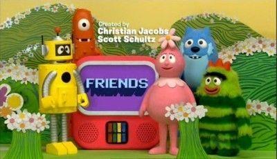 Season 01, Episode 07 Friends