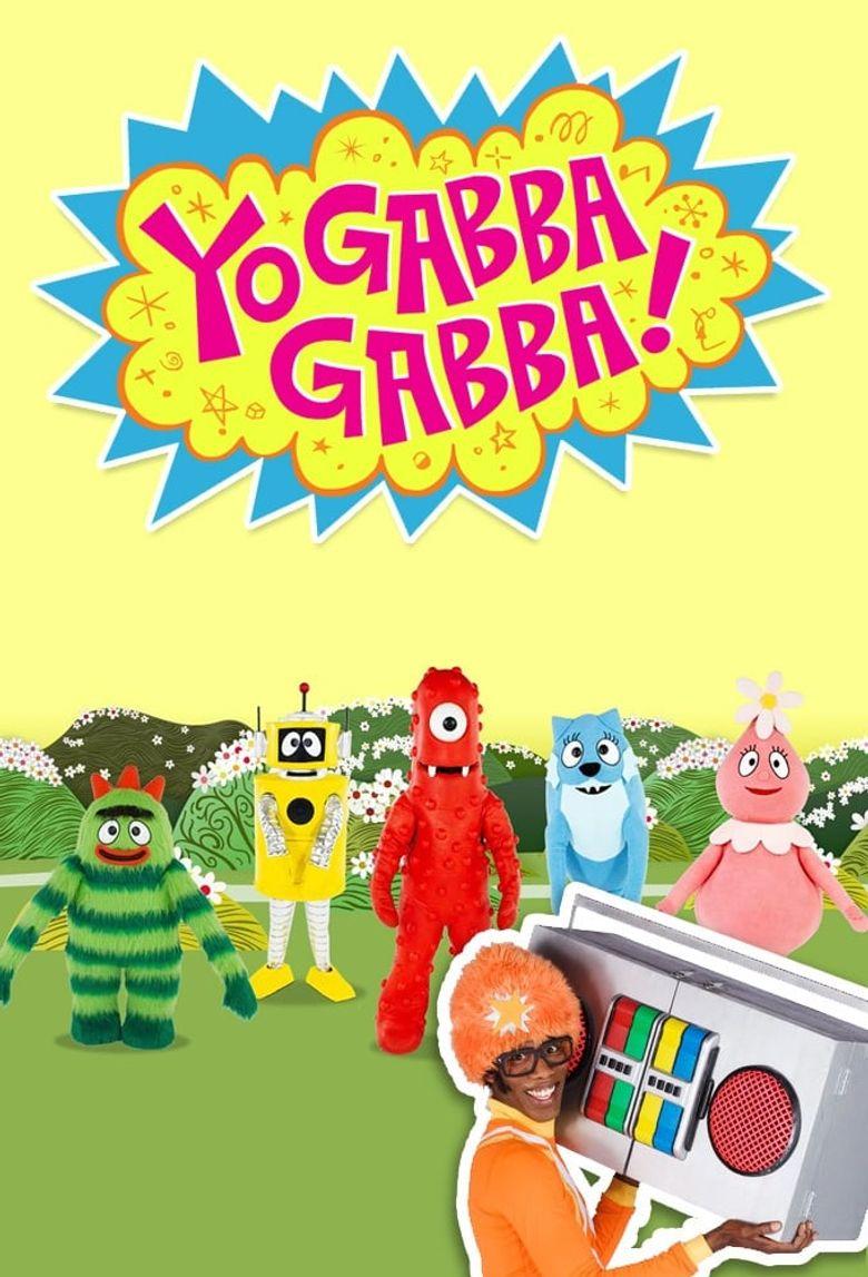 Yo Gabba Gabba! Poster