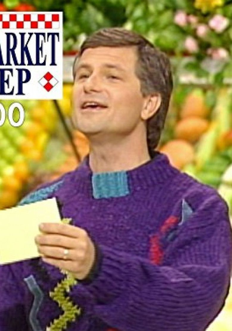 Supermarket Sweep Poster