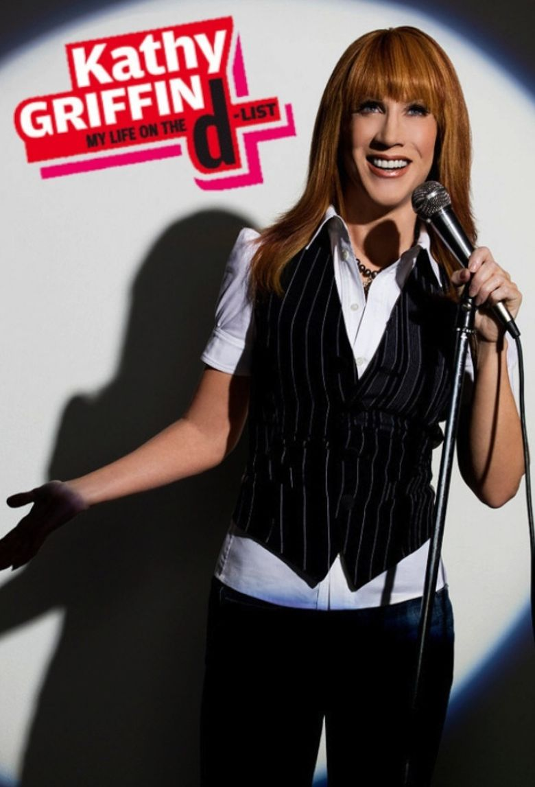 Kathy Griffin: My Life on the D-List Poster