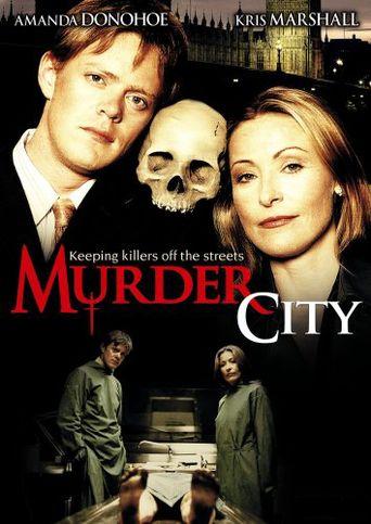 Murder City Poster