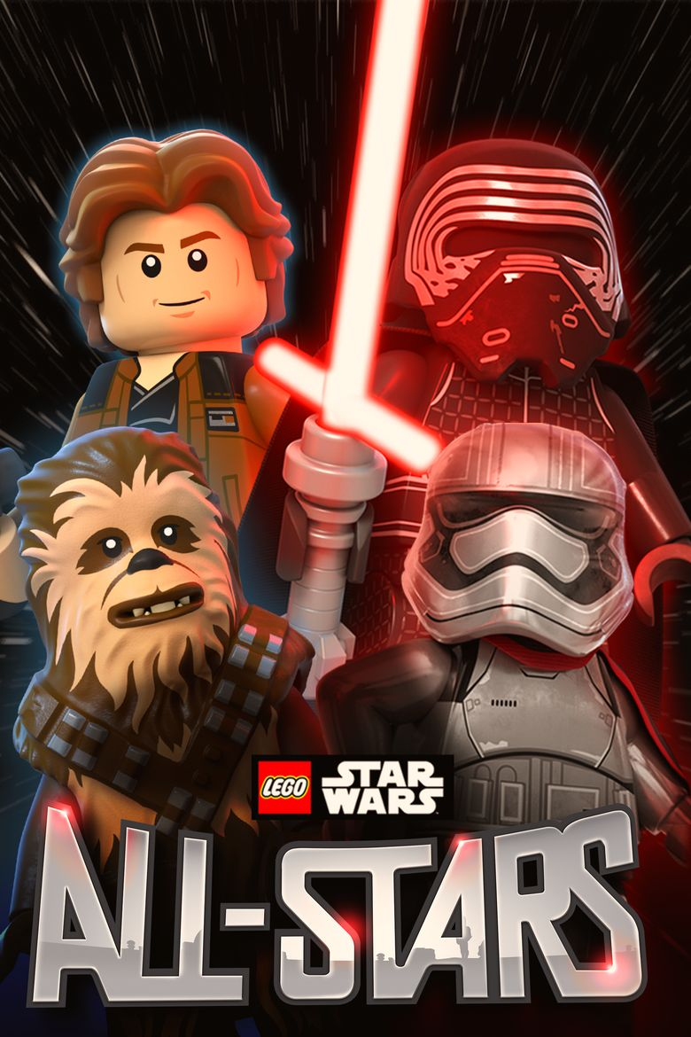 LEGO Star Wars: All-Stars Poster