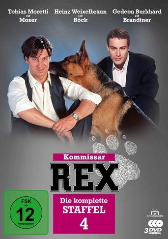 Kommissar Rex Poster