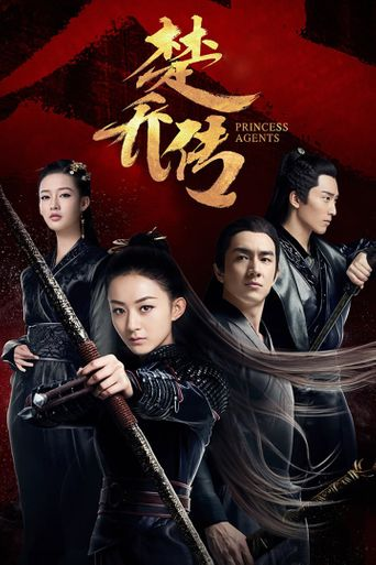 Princess Agents Poster