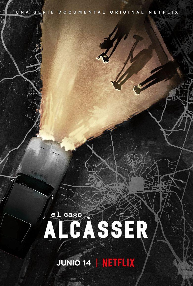 The Alcàsser Murders Poster