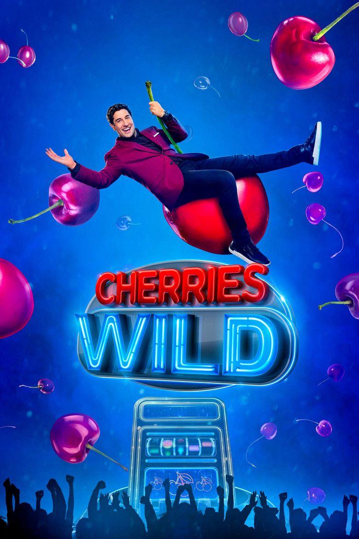 Cherries Wild Poster
