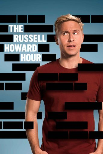 The Russell Howard Hour Poster