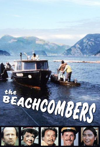 The Beachcombers Poster