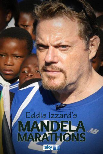 Eddie Izzard's Mandela Marathons Poster