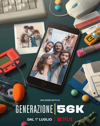 Generation 56k Poster