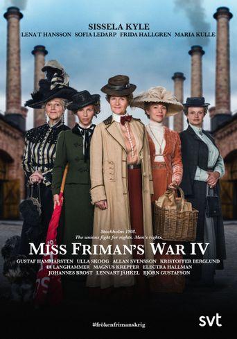 Miss Friman's War Poster