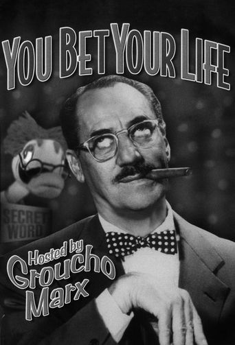 You Bet Your Life Poster