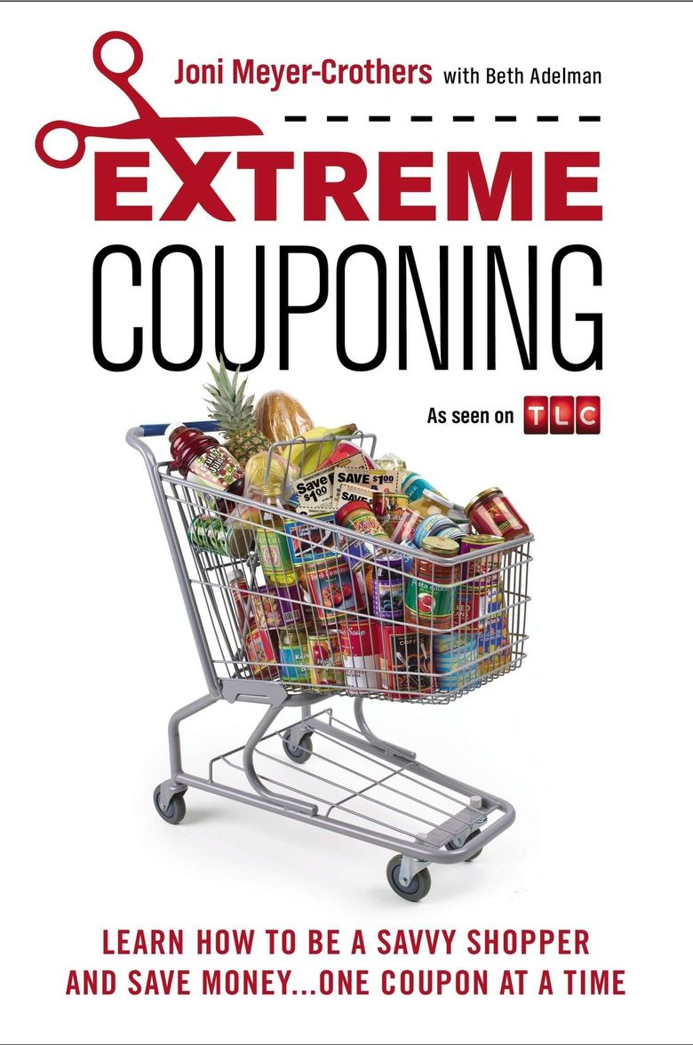 Extreme Couponing Poster
