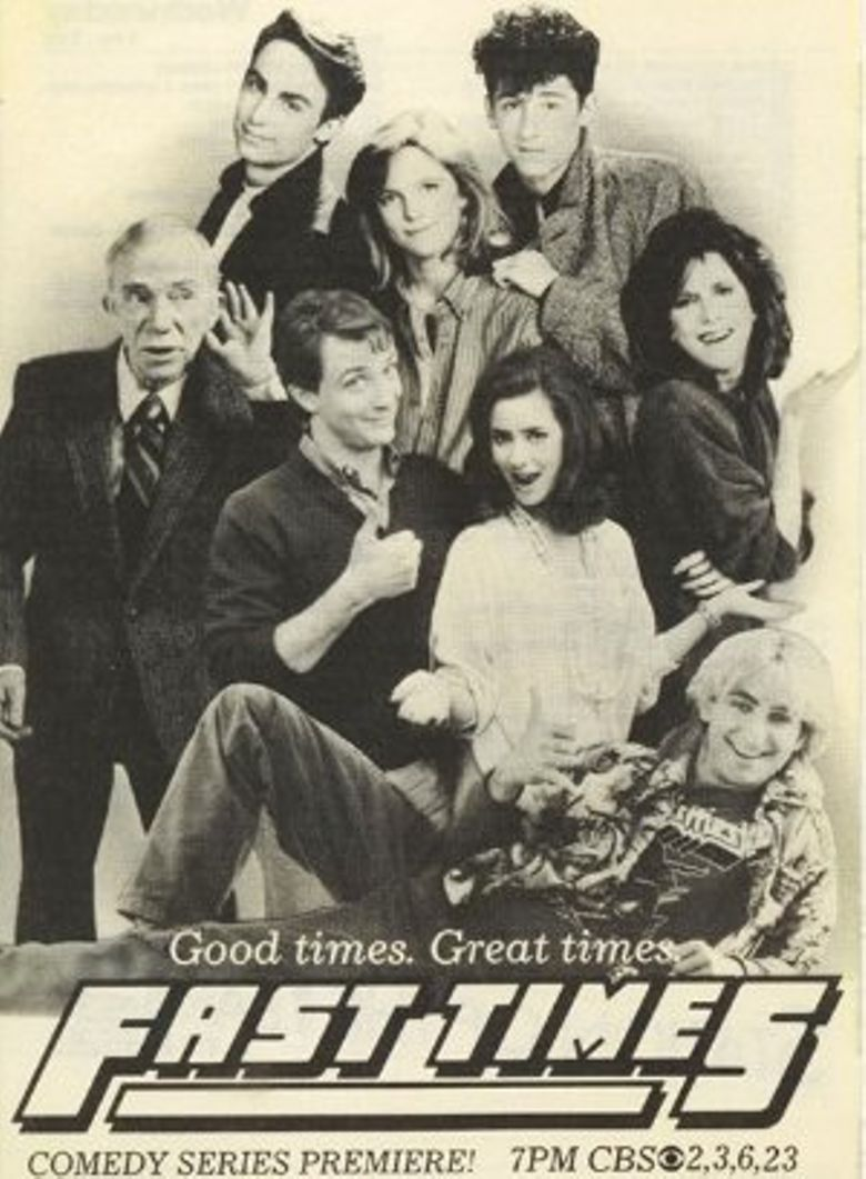 Fast Times Poster