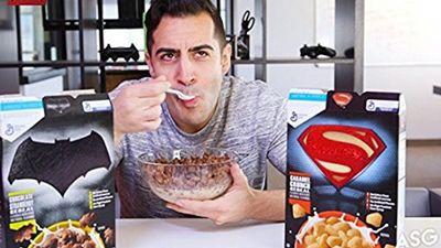 Season 01, Episode 15 Batman Superman Cereal