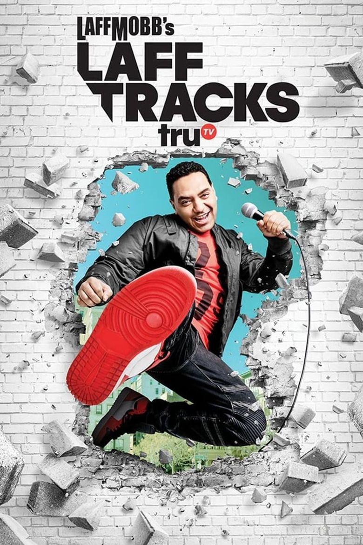 Laff Mobb's Laff Tracks Poster