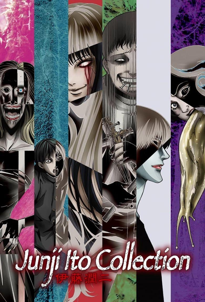 Junji Ito Collection Poster