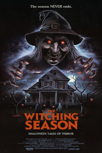 The Witching Season Poster