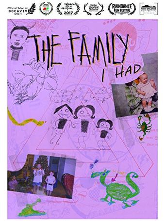 The Family I Had Poster