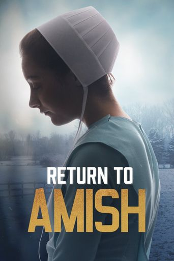 Return to Amish Poster
