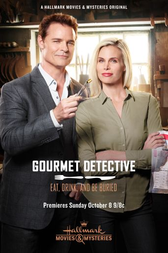 Gourmet Detective Mysteries Poster