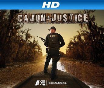Cajun Justice Poster