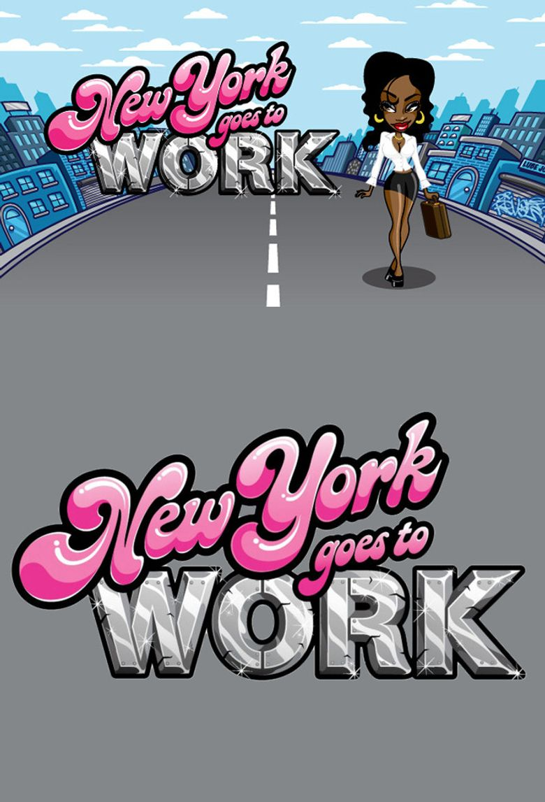 New York Goes to Work Poster