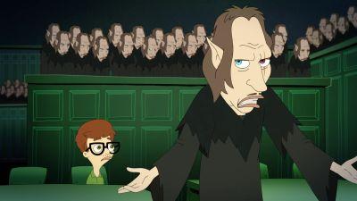 Season 02, Episode 03 The Shame Wizard