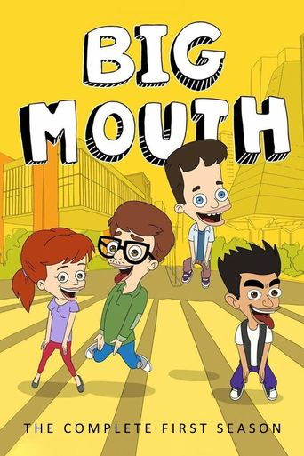 Big Mouth - Watch Episodes on Netflix or Streaming Online