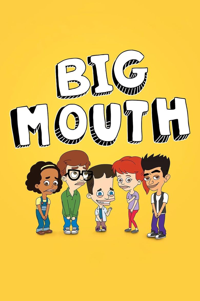 Watch Big Mouth