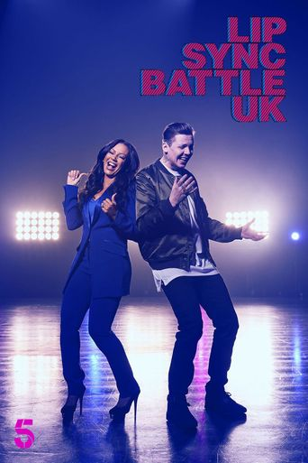 Lip Sync Battle UK Poster