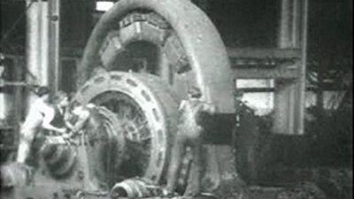 Season 01, Episode 01 Assembling a Generator, Westinghouse Works